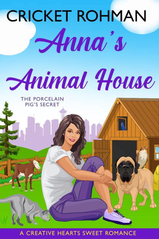Anna's Animal House